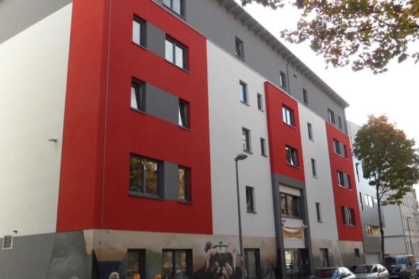 Haus der LKG Leipzig