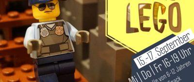 Zeit mit Lego